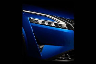Nissan Qashqai大改款將在2/18日於歐洲進行全球發表