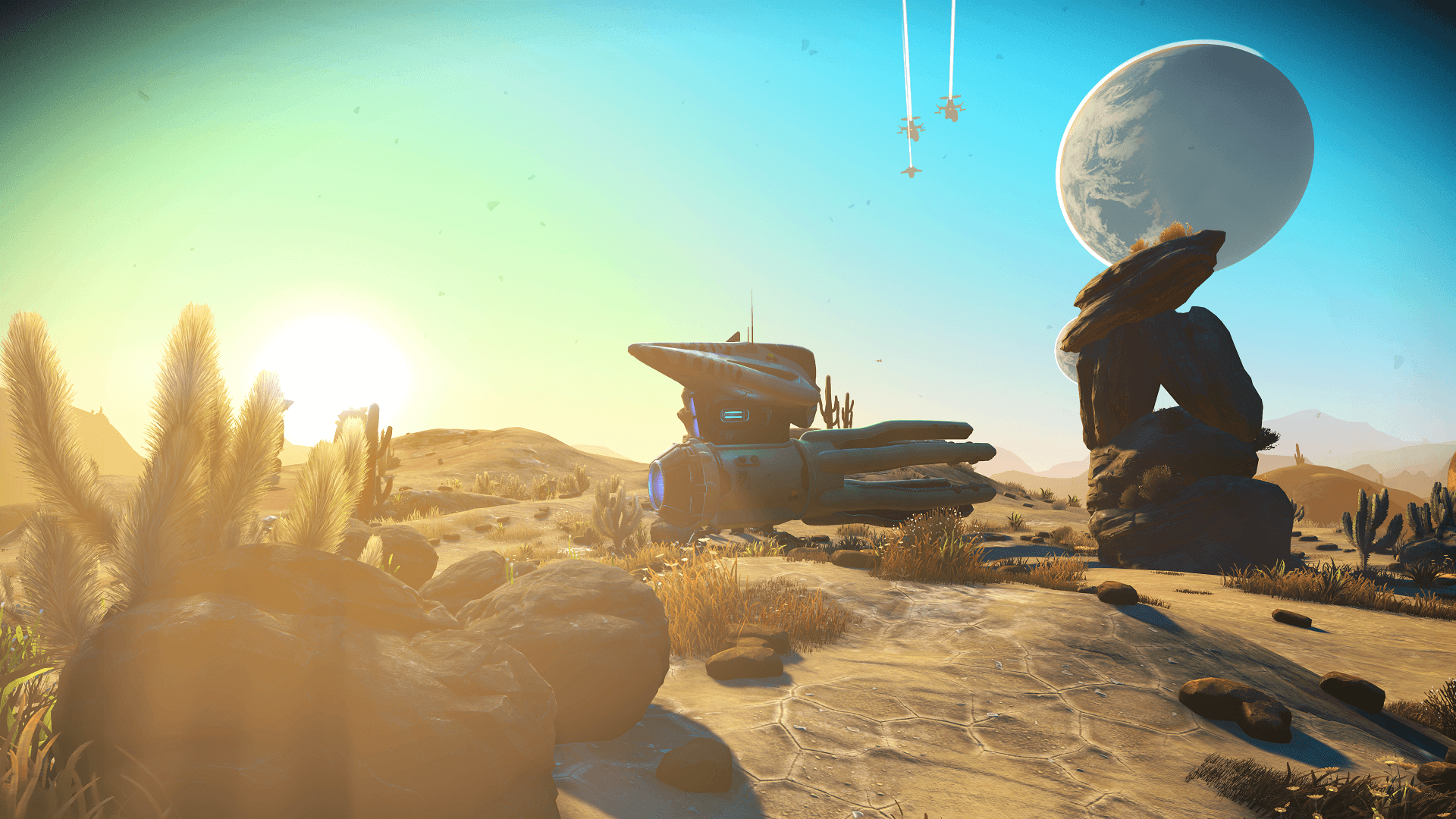 No Man S Sky Finally Delivers The Grand Adventure We Were