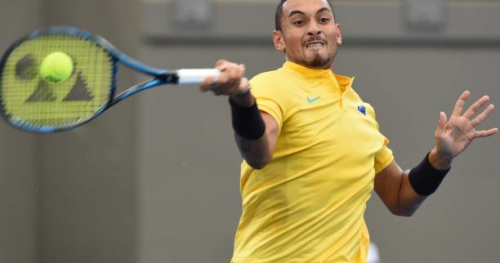 Tennis - ATP - Madrid - Madrid : Nick Kyrgios en contrôle