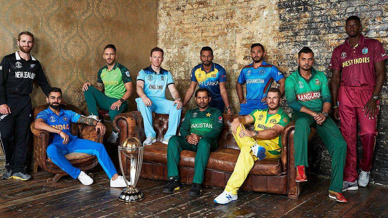 Why this photo has caused a stir ahead of Cricket World Cup
