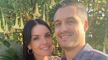The Bachelor 's Courtney Robertson Marries Humberto Preciado: 'I Know This Is Meant to Be'