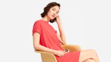 Customers are already calling this $30 Everlane T-shirt dress their summer 'go to'