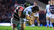 Leicester down Carter's Racing, Zebre biting shame