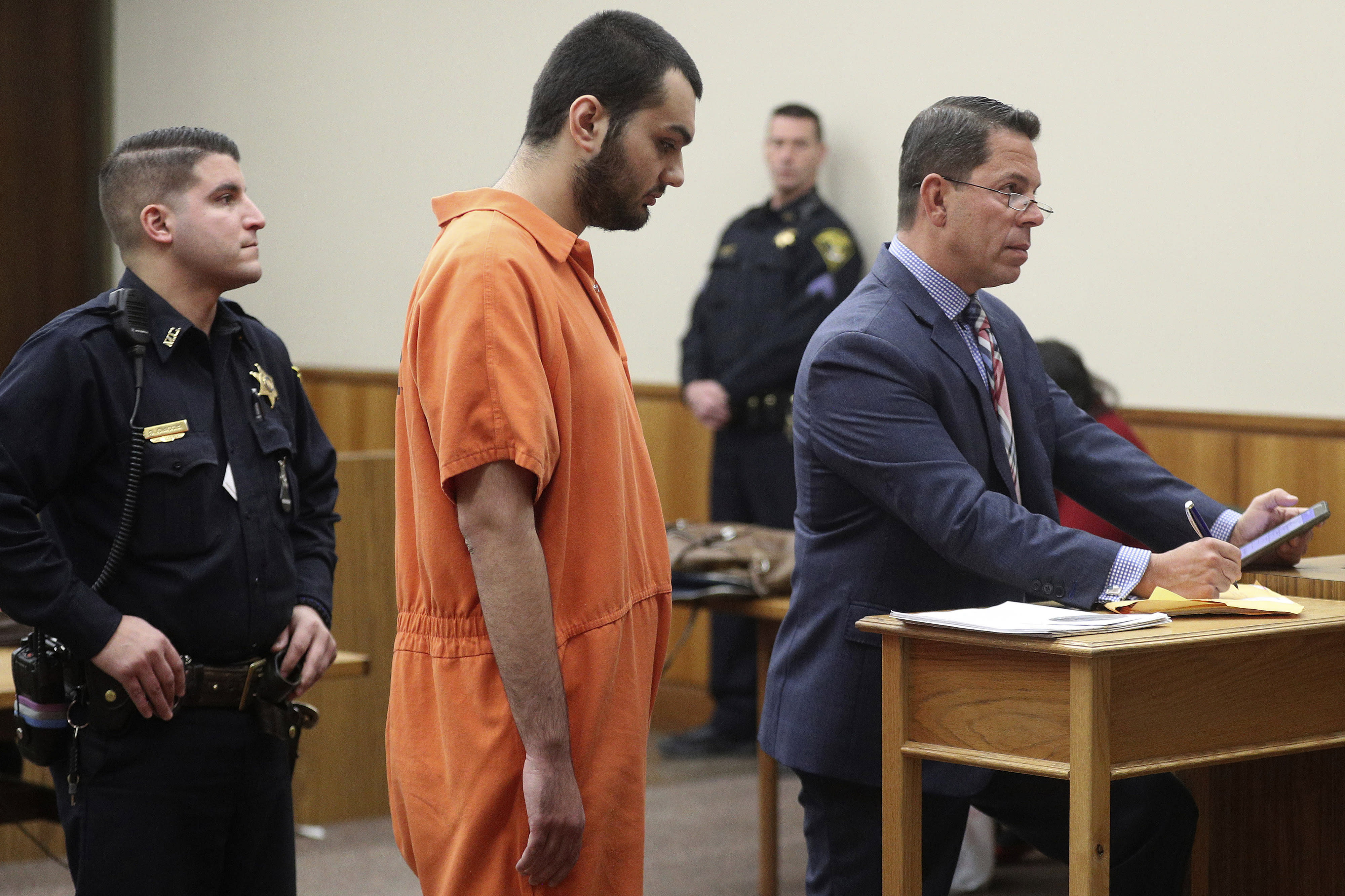 4th person sentenced in plot to bomb NY Muslim community