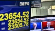 Nikkei Tokyo dibuka lebih tinggi 2% ketika AS memilih