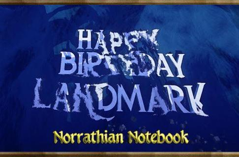 Norrathian Notebook:  Landmark celebrates Year 0 anniversary