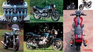 六汽缸引擎誕生!摩托車馬力破百的1970年代