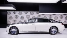 Luxury carmaker Maybach has high ambitions for China