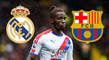 Zaha is good enough for Real or Barca, claims Crystal Palace legend