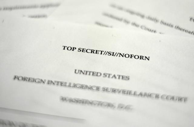 US surveillance court didn't reject a single spy order last year