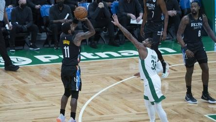 Nets'te Kyrie Irving, Salı Günü Nuggets'a Karşı Yok