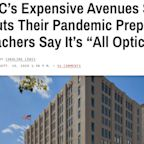 Report: Teachers at pricey NYC private school raise questions about pandemic prep