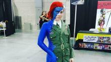 Die coolsten Kostüme der Comic-Con