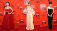I look dei divi di Hollywood al gala annuale della rivista Time