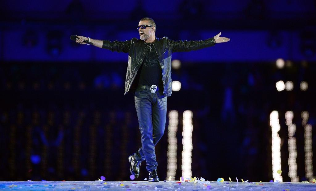 British singer George Michael, who sold more than 100 million albums in his career, has died aged 53 (AFP Photo/LEON NEAL)