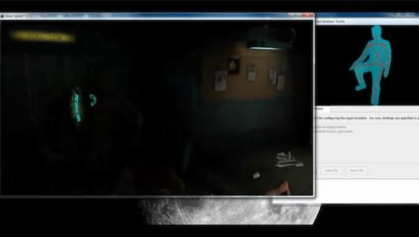 Kinect hack gets a Wiimote assist, stomps all over Dead Space 2