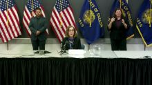 Oregon governor confirms 10 fire deaths in a week