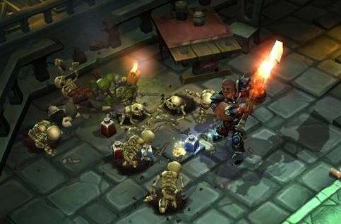 Torchlight MMO still on schedule, depending on success of Torchlight II