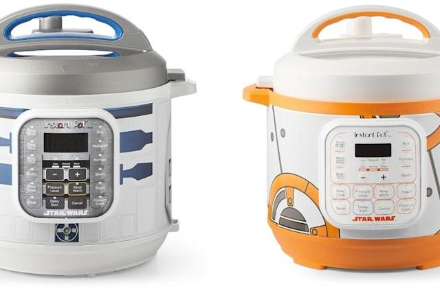 The Morning After: Meet the R2-D2 Instant Pot