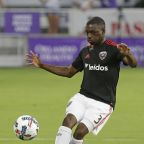 DC United's Odoi-Atsem diagnosed with Hodgkin's lymphoma