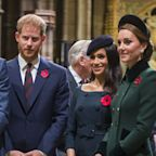 The Royal Family Just Confirmed that Kate Middleton and Prince William Will Spend Christmas With Meghan Markle and Prince Harry