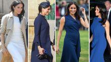 Meghan Markle incinta: tutti i look premaman della duchessa