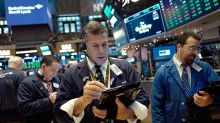 Stocks Ease But Small Caps, Transports Climb; Intel Hits A New High