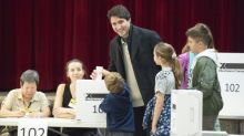 Trudeau's future on the line as Canadians vote