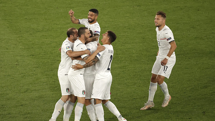 Italy opens Euro 2020 with convincing win over Turkey