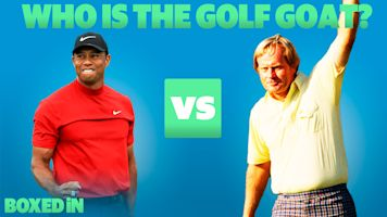 Boxed In: GOAT battle between Woods, Nicklaus