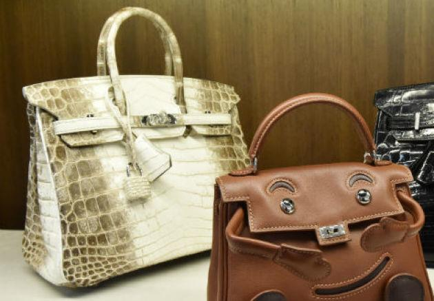 feecb50f0334 Teuerste Handtasche der Welt  Hermès Nilo Crocodile Birkin