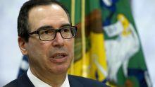 Treasury Secretary Mnuchin may visit China for trade talks