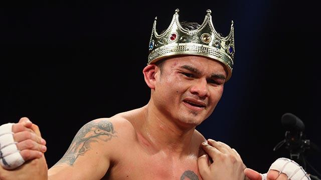 Mayweather: Maidana 'never backs down'