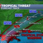 Louisiana in state of emergency as tropical storm takes aim