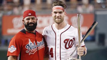 Move over, Yanny vs. Laurel: Home Run Derby truthers are here to divide the world over Harper's win