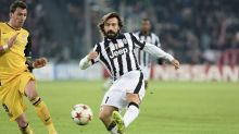 Juventus coach Pirlo earns UEFA coaching qualification