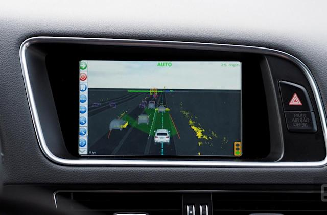 Delphi's autonomous system will be available to automakers in 2019