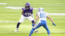 Vikings corner Jeff Gladney talks about comparisons to physical corners of the past