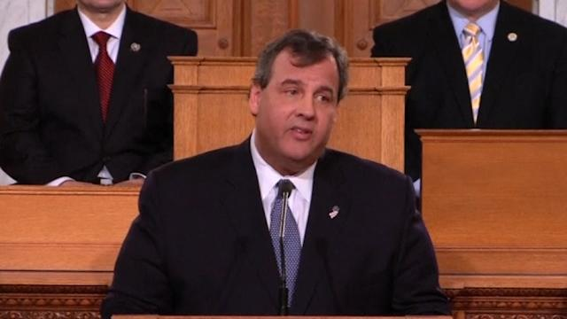 Despite scandals, Christie says state of the state is good