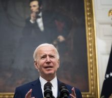 "Biden's latest executive order will require the federal government to ""buy American"""
