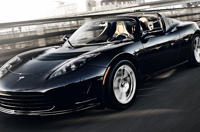 Tesla's new Roadster, and more in the week that was