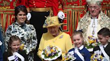 Princess Eugenie pays subtle tribute to the Queen at Maundy Thursday service