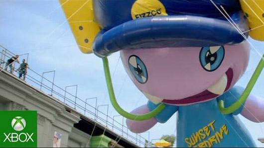 Sunset Overdrive live action trailer is impossible