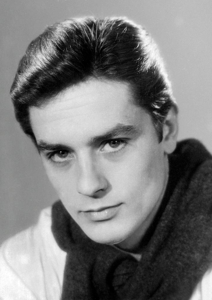 France still in thrall to its 'sacred monster' Alain Delon