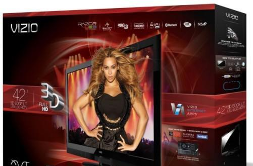 VIZIO launches latest XVT series HDTVs, new Blu-ray players with 3D today