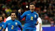 Brasil asusta, Inglaterra cumple, España ilusiona y Argentina golpea