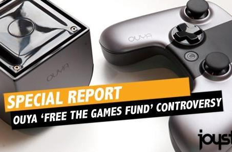 Recap: Ouya's Free the Games Fund so far