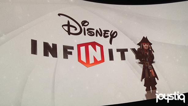 Disney Infinity keeps Interactive division in a whole new profitable world