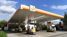 Shell startet den Bau von E-Ladestationen auf Tankstellen