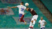 4-0. Bahía golea al Melgar y enfrentará al Unión de Santa Fe en los octavos